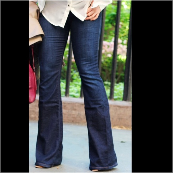 83% off Express Denim - Express Fit & Flare Jeans from Courtney's ...