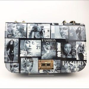 Lil + Lo  Handbags - Clutch Shoulder Crossbody Fashion Magazine Photos