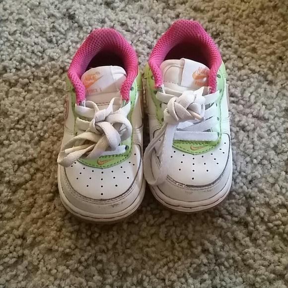 Nike Shoes Baby Girl Size 4c Poshmark