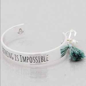 Jewelry - Nothing is Impossible Bracelet