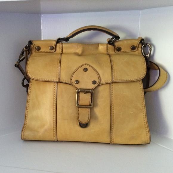 3c9b9ce51 Fossil Handbags - 🔥SOLD💸Fossil Vintage Revival satchel