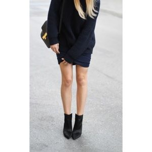 Alexander wang twist skirt