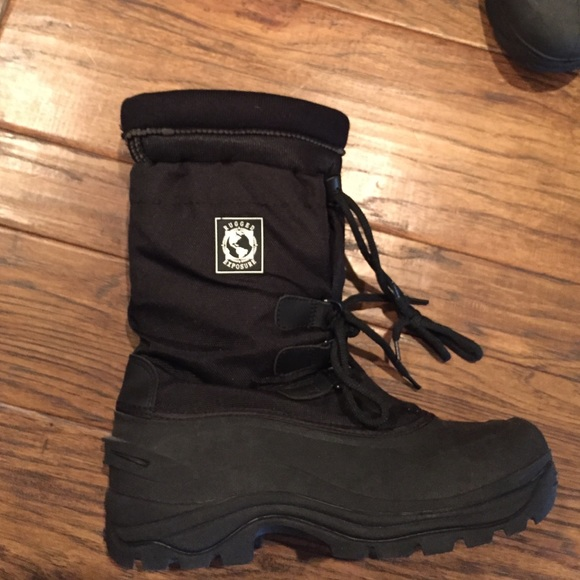 Rugged Exposure Shoes   Snow Boots