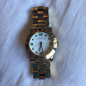 Marc by Marc Jacobs watch GOLD
