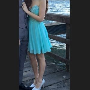 Homecoming/prom/tolo dress