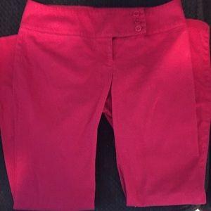 Rampage Pants - Red Pants