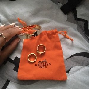 faux hermes - Cartier ring on Poshmark