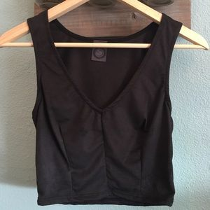 May Pink brand crop top - small medium and L avail
