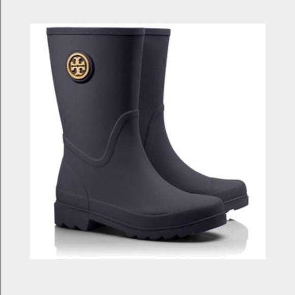 85e3bc556ab Tory Burch Maureen rain boot. M 56203d3377adeaf191000f98
