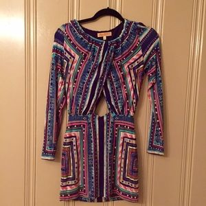 🚫SOLD🚫 Mara Hoffman keyhole dress size XS