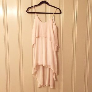 Audrey boutique high low dress size small!