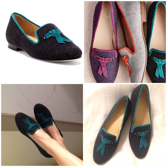 893716be340 Cole Haan Shoes - Cole Haan Sabrina Tassel Loafer Slipper Flat 6.5