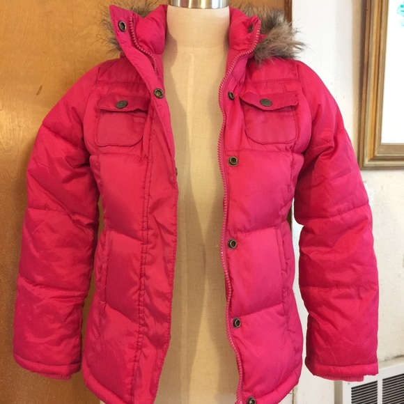 67% off Old Navy Jackets & Blazers - Old Navy winter coat. Child ...