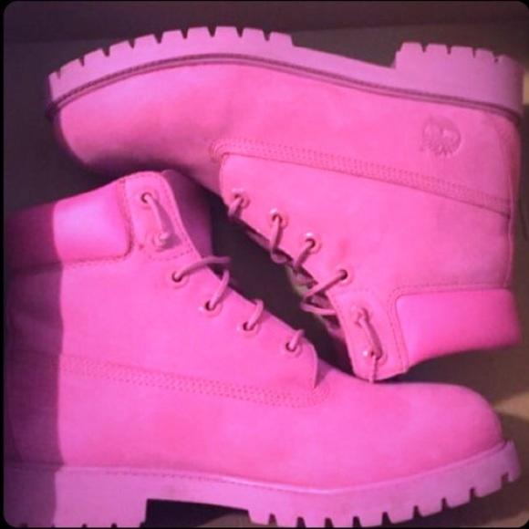 Bubble gum pink timberlands dd2107fc222d