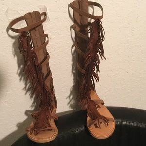 Shoes - Who dares to wear these sexy gladiators