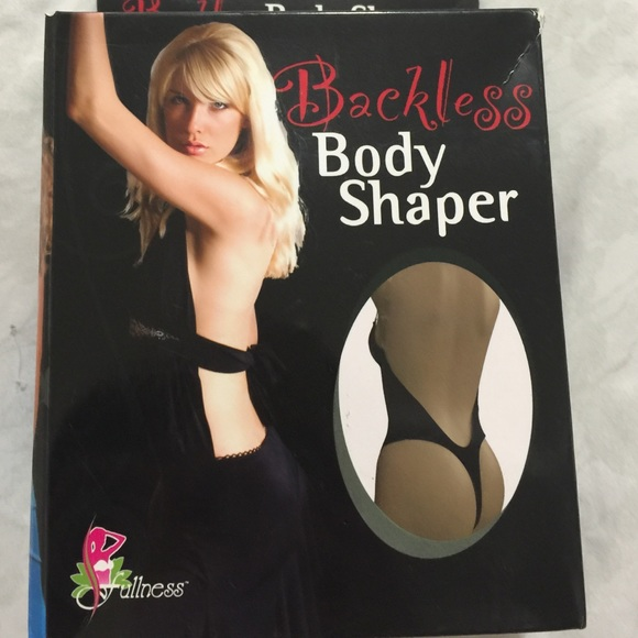 4a36703e6 Fullness Other - Backless body shaper