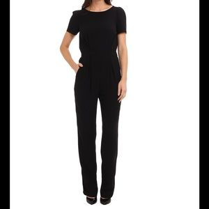 ABS Allen Schwartz Pants - BRAND NEW ABS WOVEN BLACK JUMPSUIT SIZE SMALL