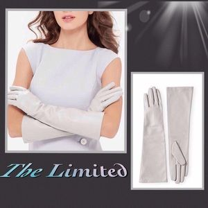 The Limited Genuine Leather Gloves