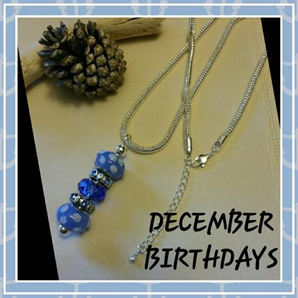 d10ea8f59 Jewelry | New Pandora Like Blue Beaded Charm Pin Necklace | Poshmark