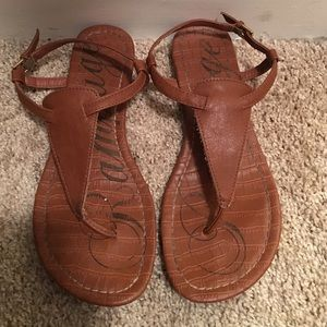 Tan rampage sandals