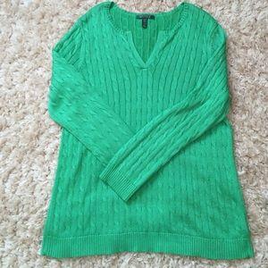 Ralph Lauren Sweaters - Big Drop! Brand New Beautiful Green Sweater
