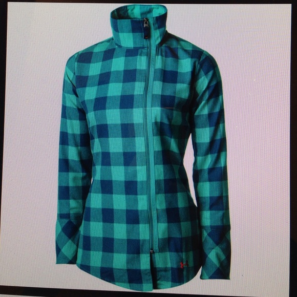hot new products coupon codes best selection of 2019 ISO Ladies Under Armour Solo Dolo Flannel Shirt