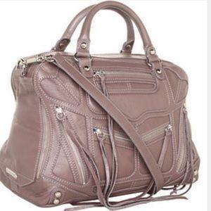 Rebecca mink off handbag