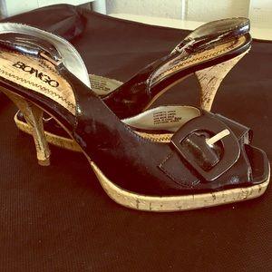 Bongo strappy heels