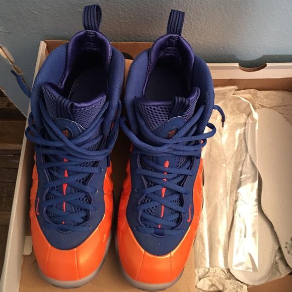Nike foamposite ... NO BOX
