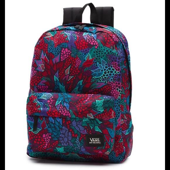 744ec7b8273 Vans Bags | Saulo Ibarra Multicolor Backpack Brand New | Poshmark
