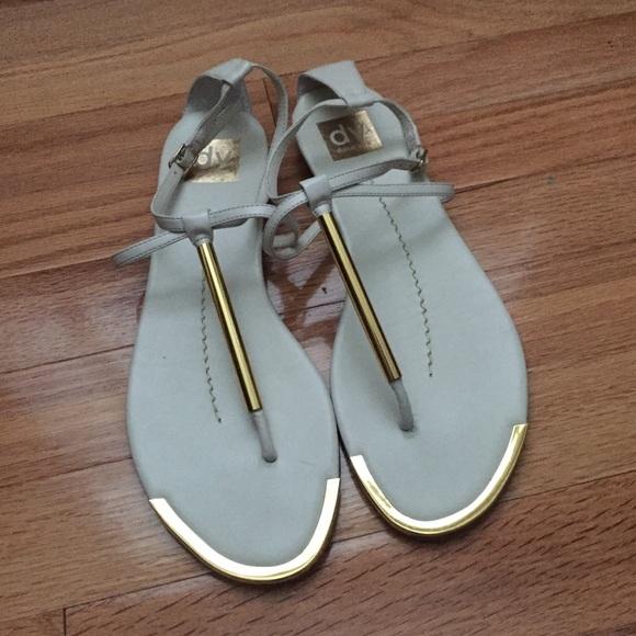 a436689ee Dolce Vita Shoes - Gold Dv By Dolce Vita Womens Archer Sandal