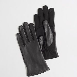 J. Crew Accessories - NWT J. Crew Leather Gloves