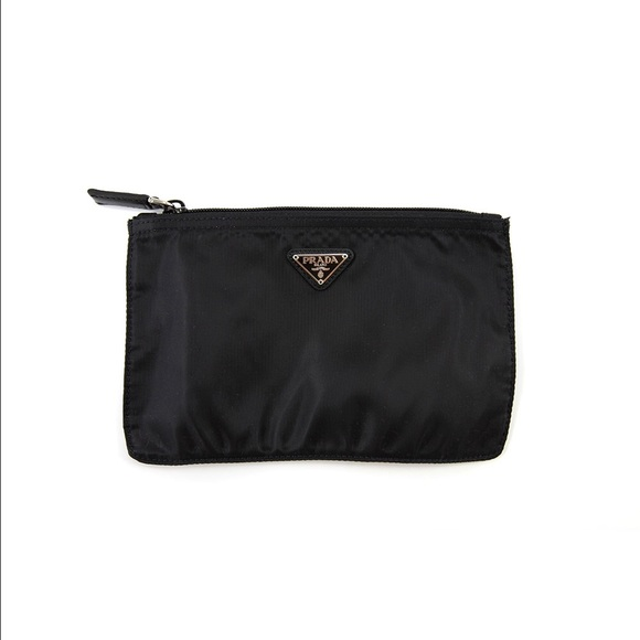 1c6bbd416809 PRADA Nylon Cosmetic Pouch Bag 1N0400. M_5621981d9c6fcf29ed003f74
