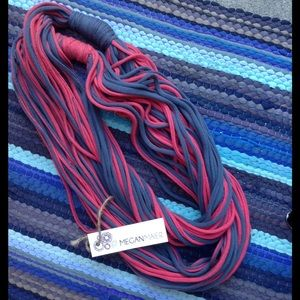 Nordstrom Accessories - Jersey String Scarf Handmade Soft Tees Infinity
