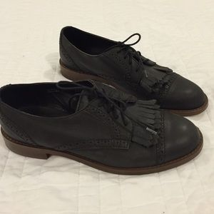 Madewell Leather Oxford