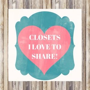 Other - My Favorite Closets!