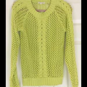  SALE!  Minnie Rose Cotton Sweater