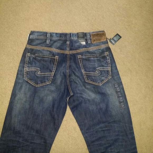 49% off Silver Jeans Other - Mens Silver jeans Gordie Taper Sz 32 ...