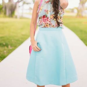 Renamed Dresses & Skirts - Mint midi skirt