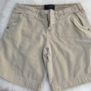 Sanctuary Pants - Sanctuary khaki shorts 26