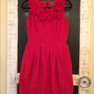 Worn once! The perfect red cocktail dress!