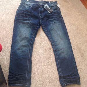 Cj Black Jeans - Jon Jean
