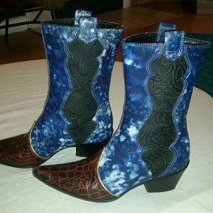 Roberto Cavalli Boots