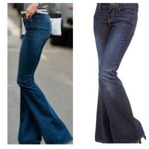 Denim - Wide leg jeans SALE LIMITED SIZES LEFT