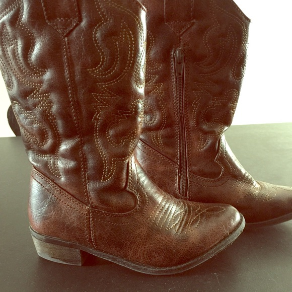 Cowboy Boots Girls - Cr Boot