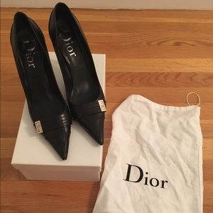 Womans Dior pumps size 40