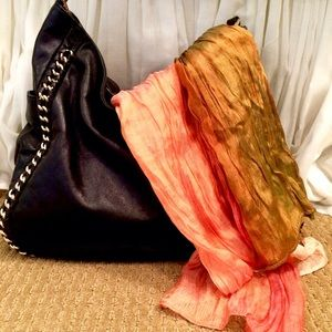 2 Chic Accessories - NWOT 2 Chic Multicolor Scarf