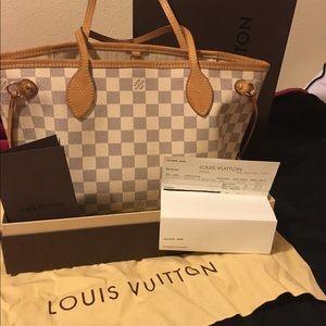 Louis Vuitton Handbags - Authentic Louis Vuitton Neverfull PM 👜
