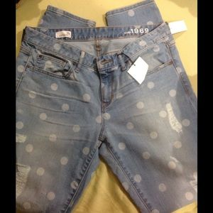 GAP Denim - distressed jeans**SALE