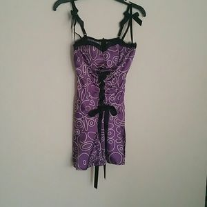 Sexy nighty lingerie piece